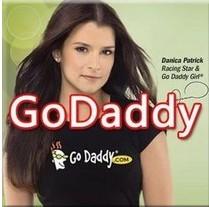 Godaddy形象代言人Donika